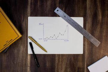 Improvement graph on paper